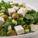 Греческий зеленый салат