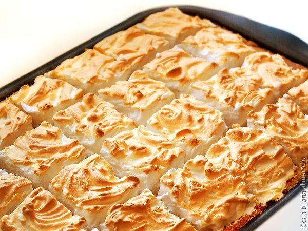 Ейне бульбе – еврейский сладкий воздушный картофель
