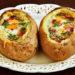 Картошка с сыром и сладким перцем