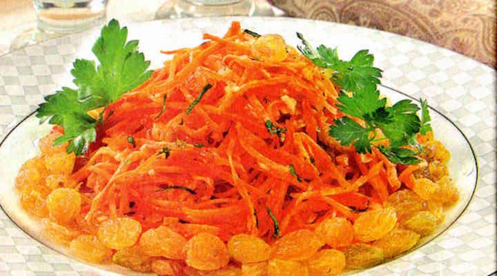 Морковь с соком лайма