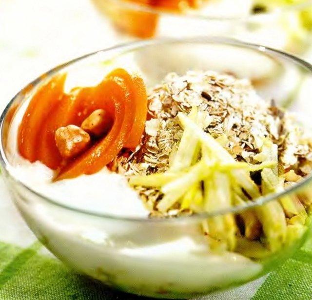 Мюсли на завтрак по-швейцарски