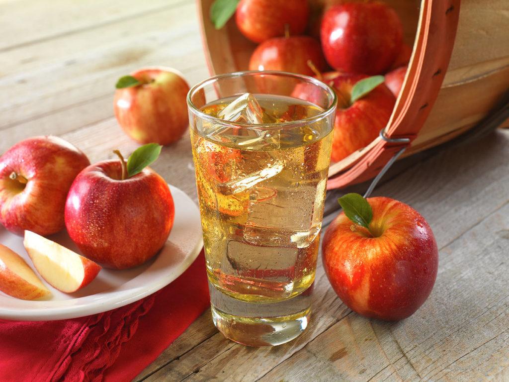 Напитки из яблок