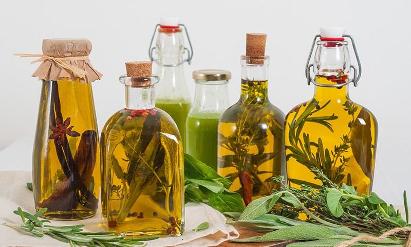 Как приготовить оливковое масло для заправки